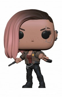Pop! Games: Cyberpunk 2077 - V- Female