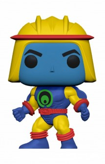 Pop! Animation: MOTU - Sy Klone