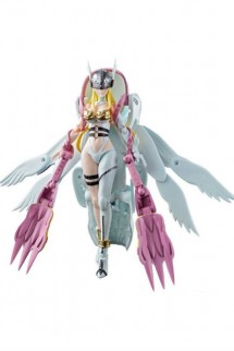 DIGIMON - DIVOLVING SPIRITS DIECAST EVOLUTION FIGURA ANGEWOMON TAILMON 04