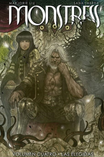 Monstress 04. Las Elegidas