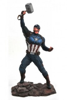 Marvel Gallery Avengers End Game Statue Captain America