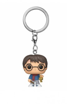 Pop! Keychain: Holiday: Harry Potter - Harry Potter