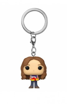 Pop! Keychain: Holiday: Harry Potter - Hermione Granger
