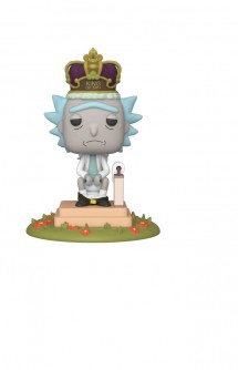 Pop! Movies: Rick and Morty - King of $#!+ (With Sound)