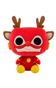 "Pop! Plush: DC Holiday - 7"" Rudolph Flash"