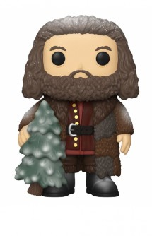 Pop! Holiday: Harry Potter - Rubeus Hagrid 6""