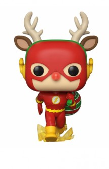 Pop! Heroes: DC Holiday -Rudolph Flash
