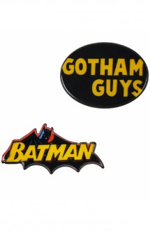 DC Comics Batman Brooch