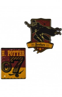 Harry Potter Broche Quidditch