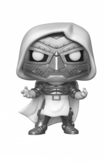 Pop! Marvel - Fantastic Four - Doctor Doom ECCC2020
