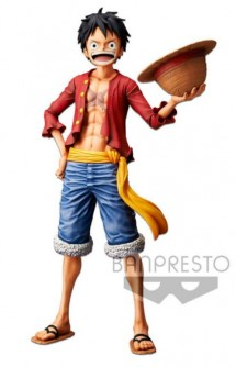 One Piece Figure Grandista Nero Money D.Luffy