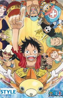 Poster One Piece New World