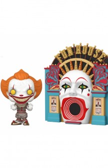 Pop! Town: IT Chapter 2 - Demonic Pennywise w/ Funhouse