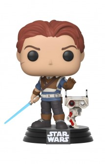 Pop! Games: Star Wars: Jedi Fallen Order - Cal Kestis & BD-1