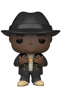 Pop! Rocks: Biggie - Notorious B.I.G w/ Fedora