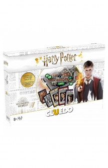 Harry Potter - Cluedo (Edición Blanca)