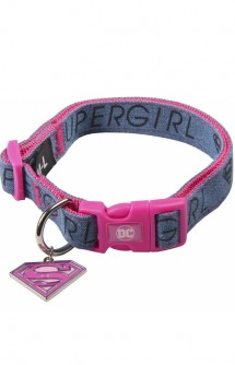 Collar Super Girl