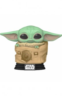 Pop! Star Wars: The Mandalorian - Child w/ Bag