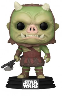 Pop! Star Wars: The Mandalorian - Gamorrean Fighter
