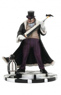 DC Comic Gallery Estatua Penguin