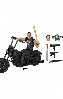 Marvel Legends - The Punisher con Vehículo