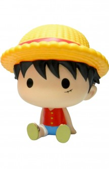 One Piece - Luffy Coin Bank