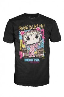 Pop! Tees: Birds of Prey - Harley Heartbroken