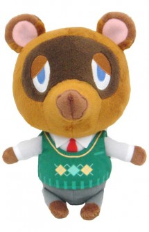 Peluche Animal Crossing - Tom Nook