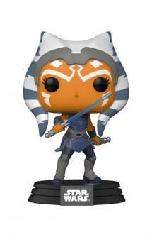 Pop! Star Wars: Clone Wars - Ahsoka (New)