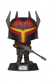 Pop! Star Wars: Clone Wars - Gar Saxon