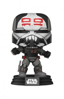 Pop! Star Wars: Clone Wars - Wrecker