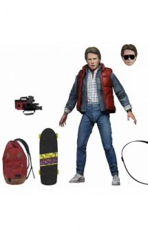 Back to the Future - Articulated Figure Ultimate Marty McFly