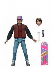 Back to the Future II - Articulated Figure Ultimate Marty McFly