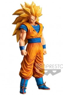 Dragon Ball - Grandista Nero Figure Dragon Ball Z Goku Super Saiyan 3