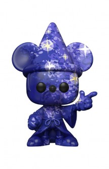Pop! Disney:Fantasia80th - Mickey #1 (Artist Series) w/ Pop Protector