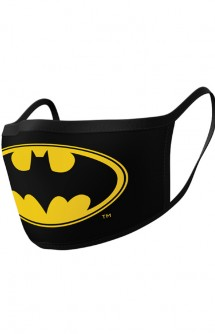 Facial-Mask - Batman Logo x2 Pack