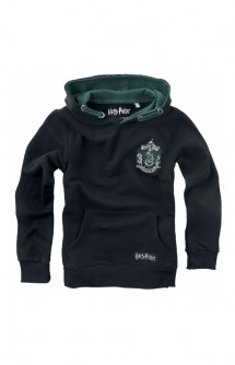 Harry Potter - Slytherin Kids Hoodie