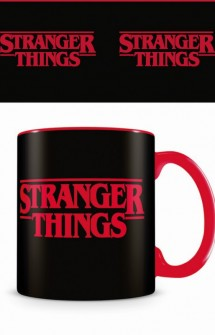 Stranger Things - Taza Logo Stranger Things
