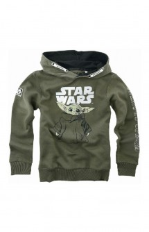 Star Wars - The Mandalorian (The Child) Kids Hoodie