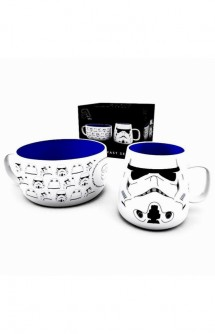 Star Wars - Set de Tazas Stormtrooper