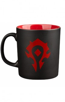 World of Warcraft - Taza Logo Horda