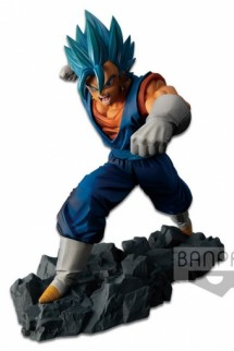 Dragon Ball Super - Figura  Super Saiyan God Super Saiyan Vegetto Dokkan Battle Collab