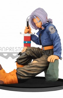 Dragon Ball Z - Figura Trunks Dragon Ball Z World Figure Colloseum Vol. 8