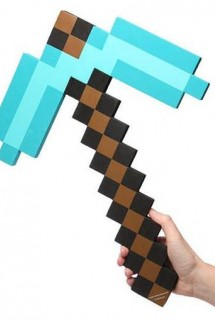 Minecraft Pico de Diamante Foam