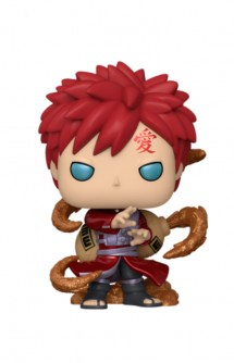 Pop! Animation: Naruto - Gaara (Metallic) Ex