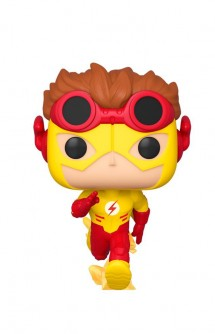 Pop! Heroes: DC - Kid Flash Ex