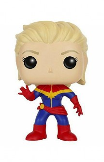 Pop! Marvel: Captain Marvel