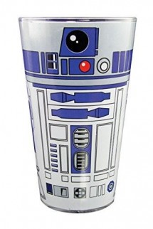 Star Wars - R2-D2 Glass