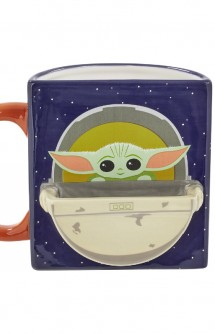Star Wars: The Child - Taza Cookie Holder Drink Time