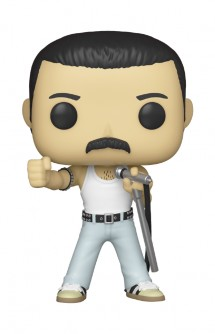 Pop! Rocks: Queen - Freddie Mercury Radio Gaga 1985